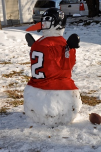 snowmen in the south