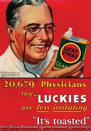 old cigarette ads