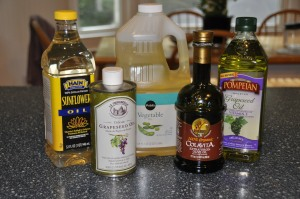 which oils are healthy?