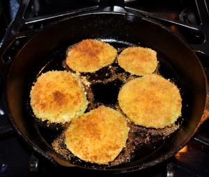 vegan fried green tomato recipe