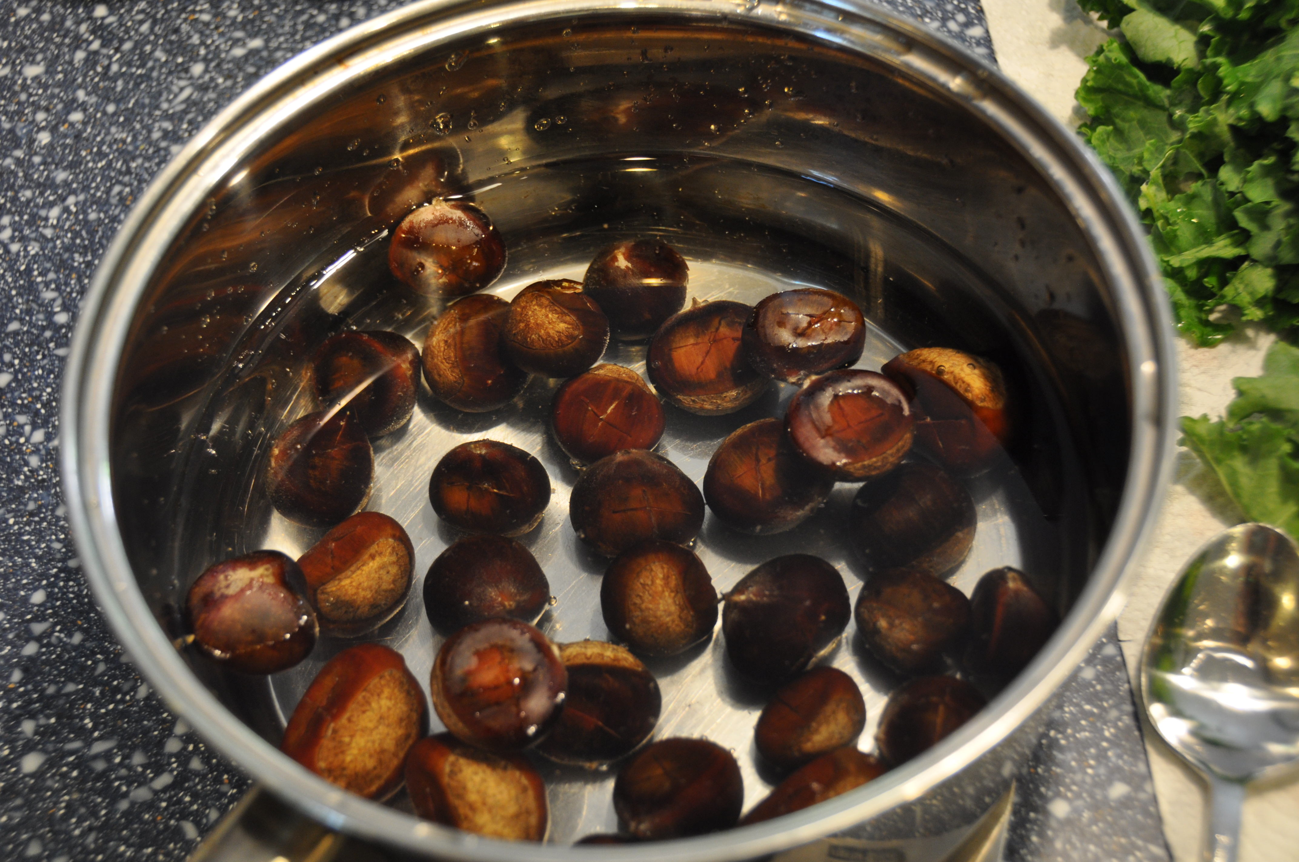 What do you do with Chestnuts? – The Savvy Sister