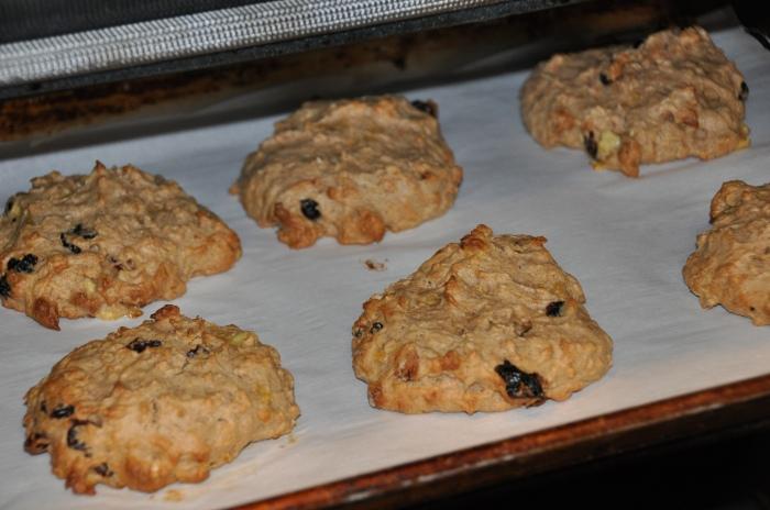 oatmeal cookie