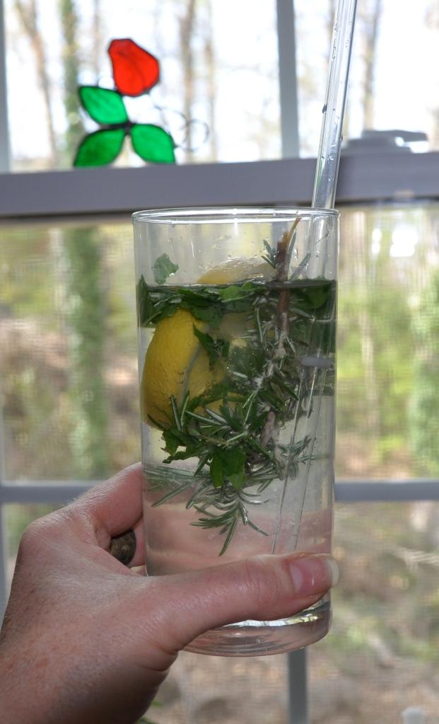 herb water