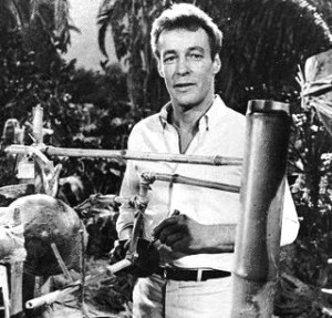 Not only did they get to drink fresh coconut milk on Gilligan's Island, but they made crystal meth out of them too!